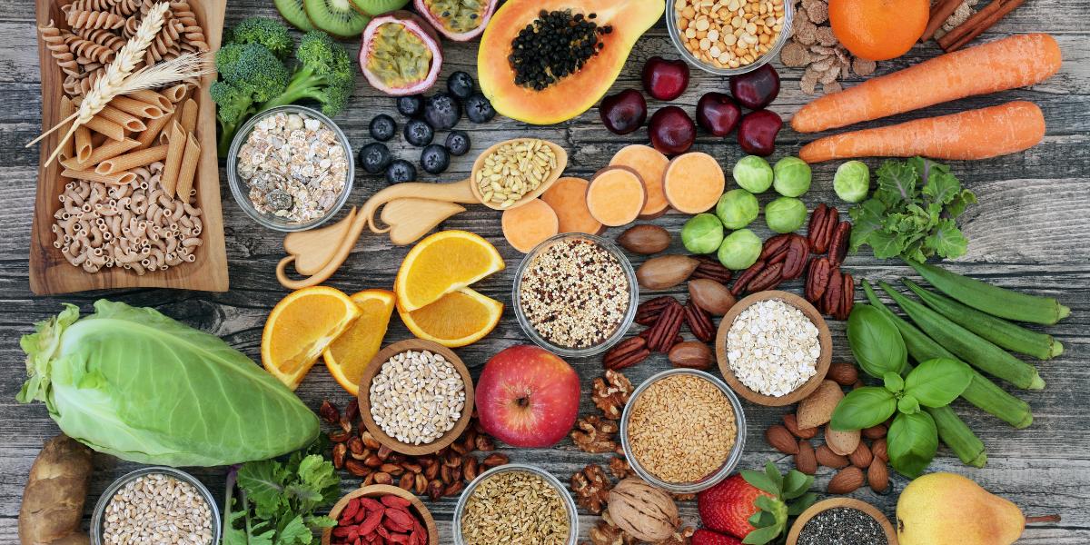 mange fruits et légumes healthy mode de vie sain