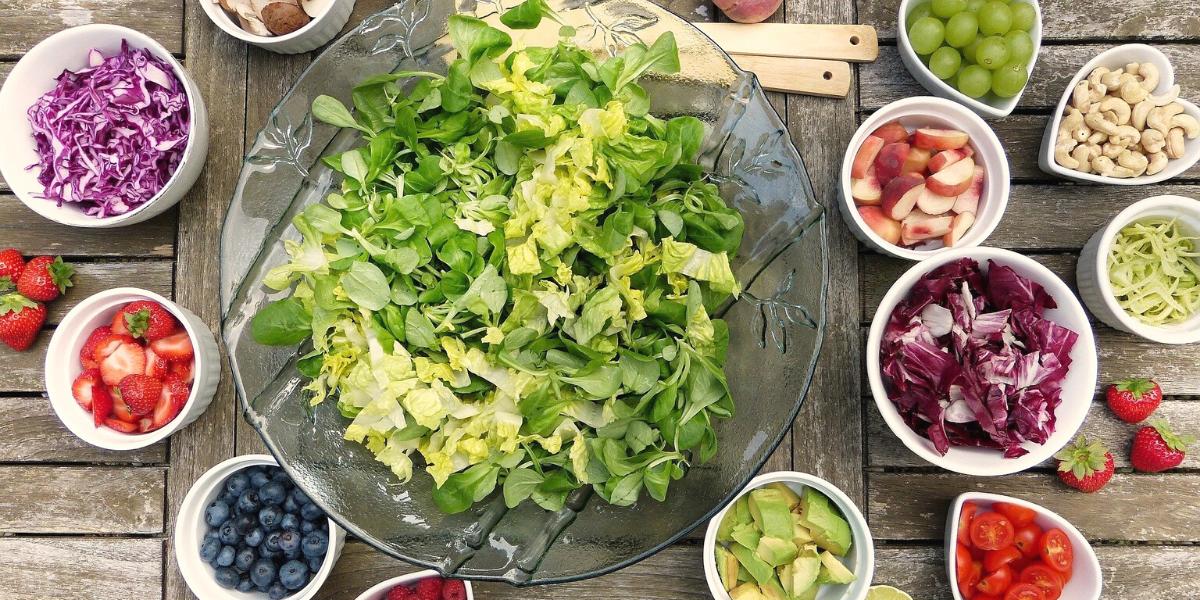 salade healthy manger équilibré cure détox